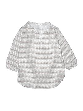 Marina Luna Short Sleeve Blouse Size S