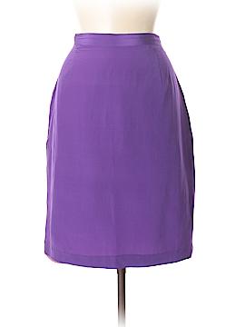 Ellen Ashley Silk Skirt Size 12