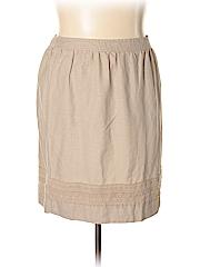 Cj Banks Women Casual Skirt Size 1X (Plus)