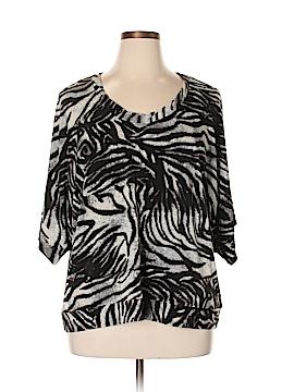 Cyrus Short Sleeve Top Size XL