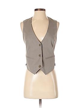 Body By Victoria Tuxedo Vest Size 4