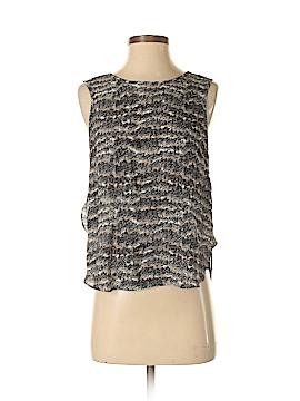 Rag & Bone Sleeveless Silk Top Size S