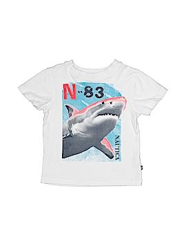 Nautica Short Sleeve T-Shirt Size 3T