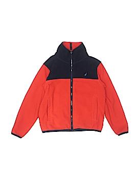 Nautica Fleece Jacket Size 4