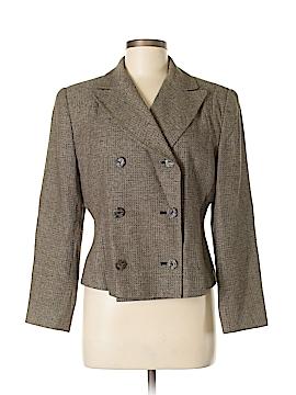 Ann May Silk Blazer Size 6
