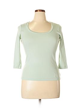 Eddie Bauer 3/4 Sleeve T-Shirt Size XL (Petite)
