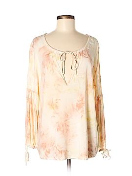 Cleobella Long Sleeve Blouse Size M