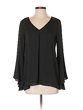 Amanda Uprichard Long Sleeve Blouse Size P