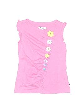 DKNY Short Sleeve Top Size 4T
