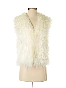 Guess Faux Fur Jacket Size XS