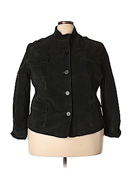 Uniform John Paul Richard Leather Jacket Size 2X (Plus)