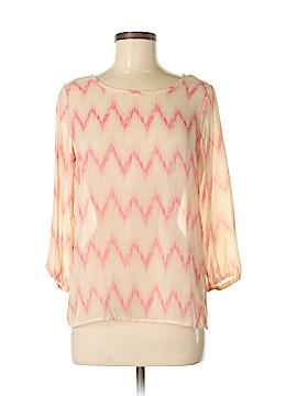 Fab'rik 3/4 Sleeve Blouse Size M