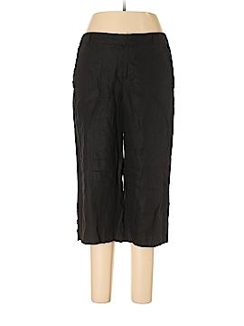 Kim Rogers Linen Pants Size M (Petite)