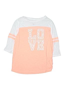 No Boundaries 3/4 Sleeve T-Shirt Size 2X (Plus)
