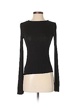 Zara TRF Long Sleeve Top Size S
