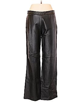 Metrostyle Leather Pants Size 12