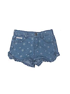 CALVIN KLEIN JEANS Denim Shorts Size 24 mo