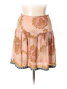 Plenty By Tracy Reese Silk Skirt Size 12