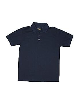 Classic School Uniform Short Sleeve Polo Size 8