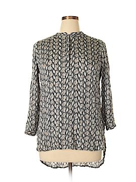 Splash Long Sleeve Blouse Size 16