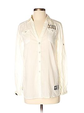 G-Star Long Sleeve Button-Down Shirt Size S
