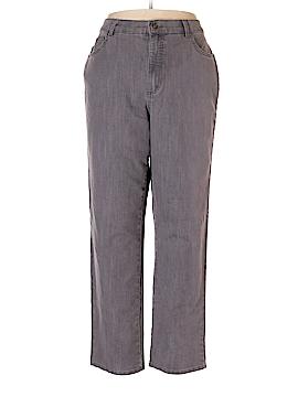 Basic Editions Jeans Size 18 (Plus)