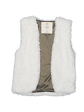 Tucker + Tate Faux Fur Vest Size 10