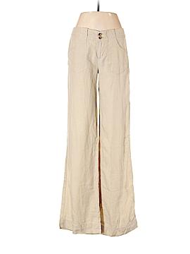 United Colors Of Benetton Linen Pants Size 42 (IT)