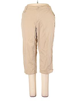 Cappagallo Khakis Size 16