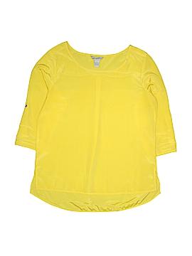 Fun & Flirt 3/4 Sleeve Blouse Size L