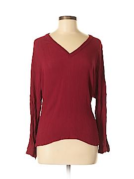 KLD Signature Long Sleeve Blouse Size L