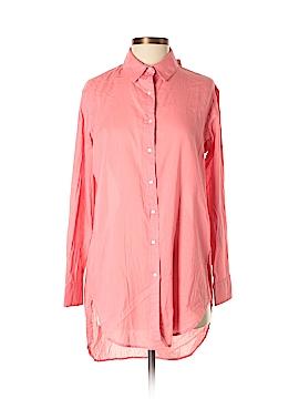 Zara Long Sleeve Button-Down Shirt Size S
