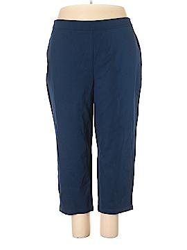 Joan Rivers Casual Pants Size 2X (Plus)