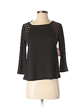 Bongo 3/4 Sleeve Top Size S
