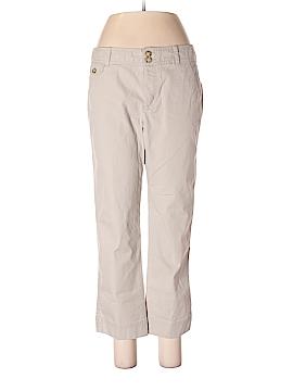 Eddie Bauer Khakis Size 10 (Tall)