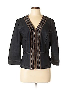 Lark Lane Denim Jacket Size 10