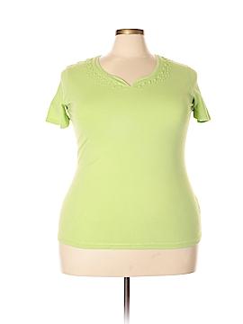 Classic Elements Short Sleeve Top Size 18 (Plus)