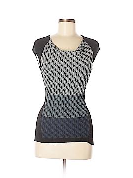 Nic + Zoe Silk Pullover Sweater Size XS