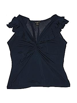 Susan Lawrence Short Sleeve Top Size XL (Petite)