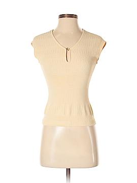 AK Anne Klein Short Sleeve Top Size S