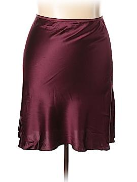 Newport News Silk Skirt Size 20 (Plus)