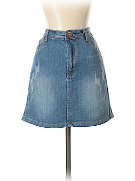 Cotton On Denim Skirt Size 8