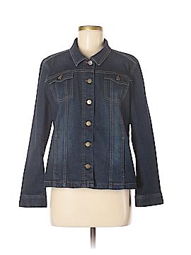 J.jill Denim Jacket Size M (Petite)