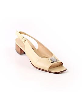 Salvatore Ferragamo Heels Size 10 AAAA