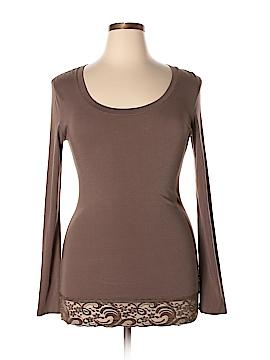 DownEast Basics Long Sleeve T-Shirt Size XL