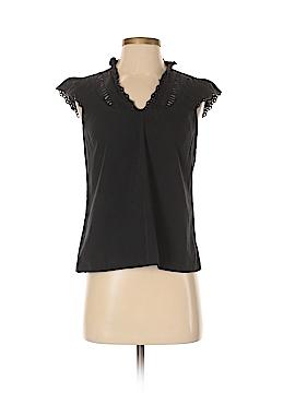 Ann Taylor LOFT Short Sleeve Top Size 4 (Petite)
