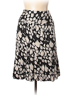 Jones New York Collection Silk Skirt Size 10