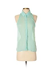 Aeropostale Women Sleeveless Blouse Size S