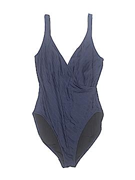 Anne Klein One Piece Swimsuit Size 16