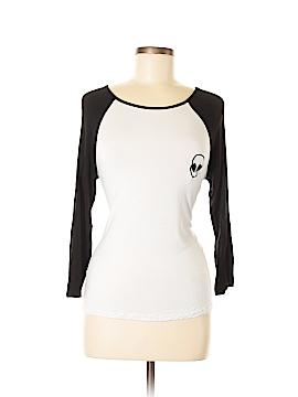 Popular Basics 3/4 Sleeve T-Shirt Size M